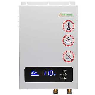 Siogreen Electric Infrared Tankless Water Heater Review